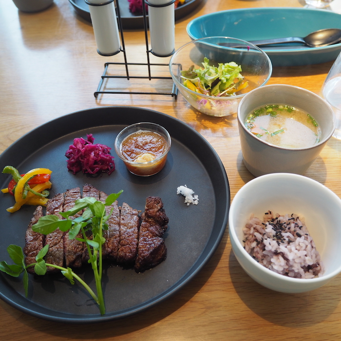 cafe87ランチ